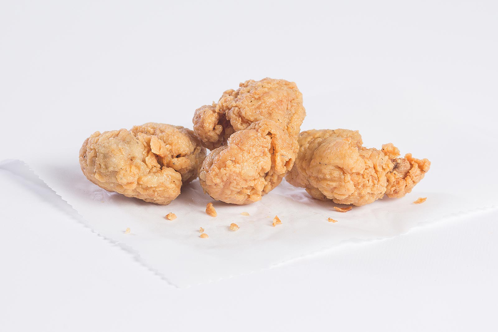Breaded Chicken Gizzards image