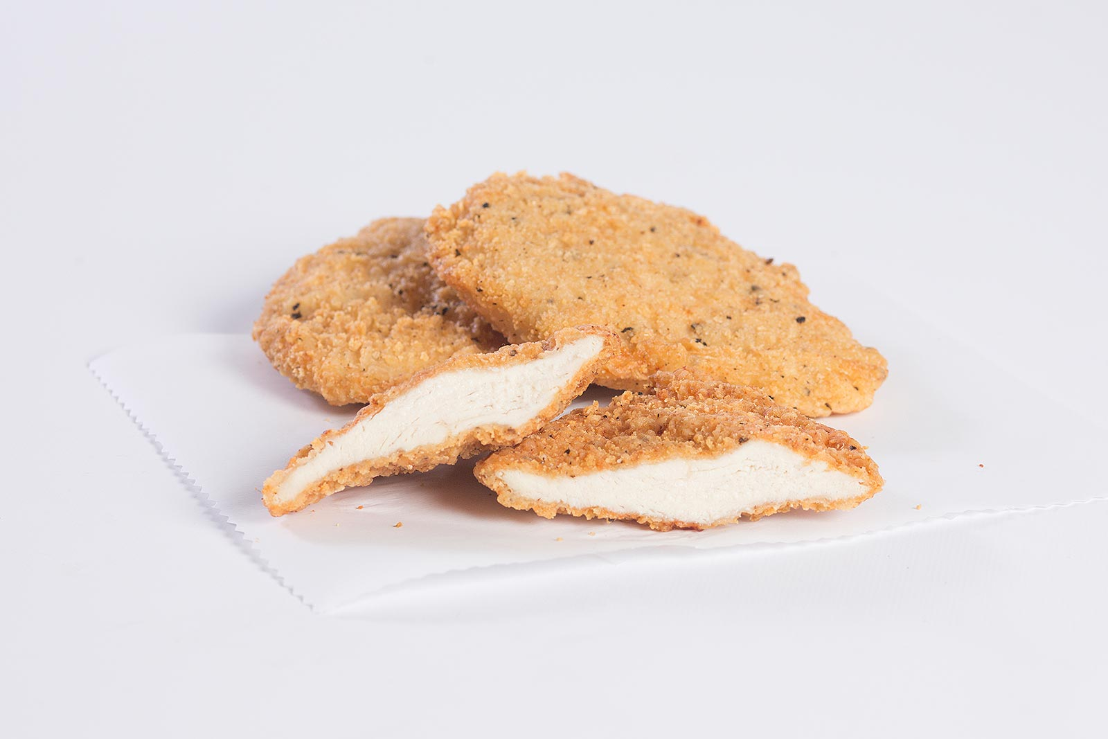 Southern Breaded Breast Fillets image