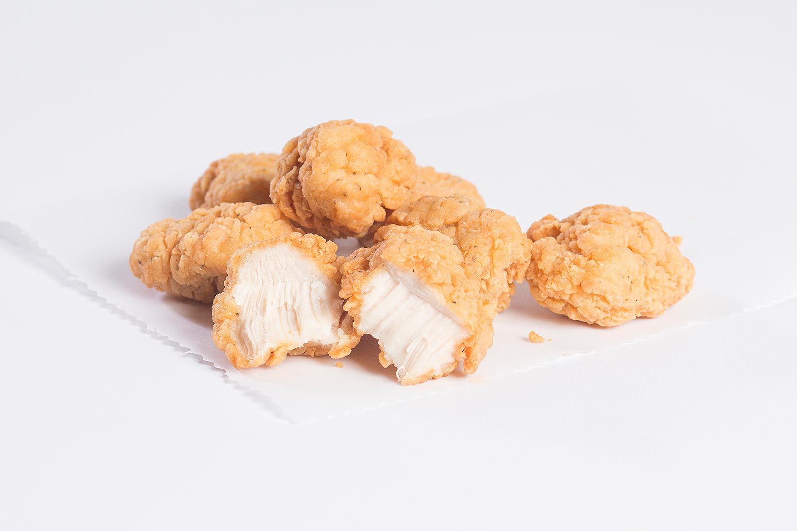 Chicken Breast Chunk Fritter image