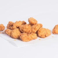 Honey-Dipt Popcorn Chicken
