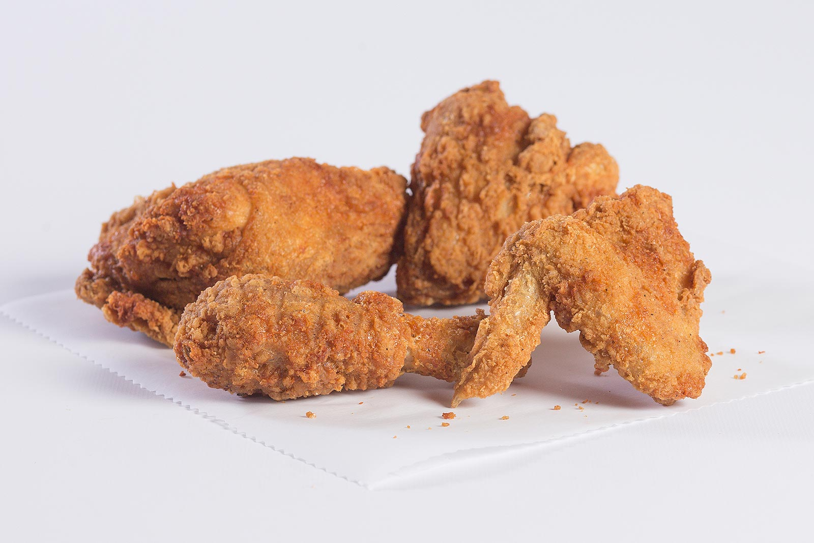 Super Chik'n 8pc Cut, Bulk Pack 10 lb. case image