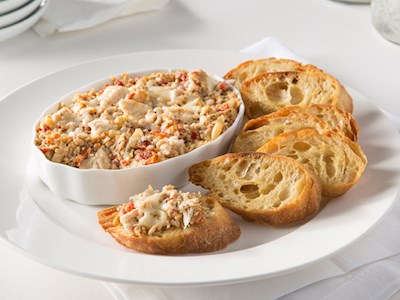 Chicken, Tomato and Pine Nut Dip image