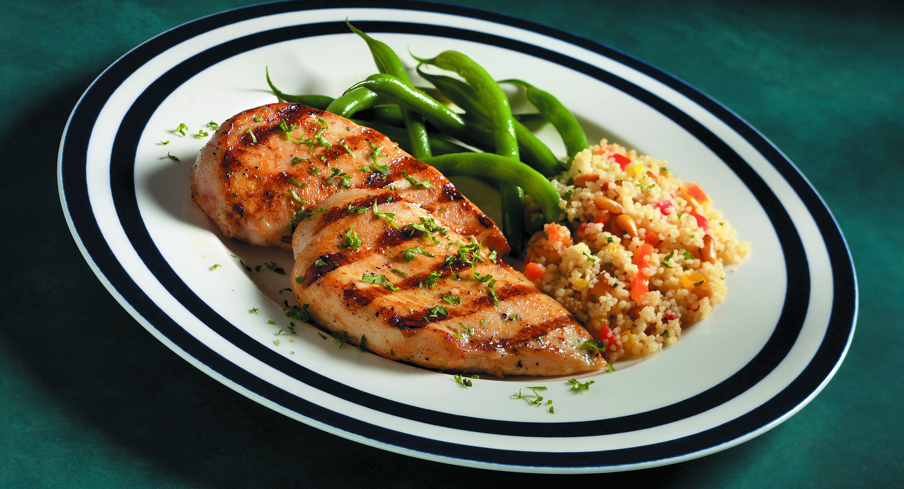 Grill Gourmet Fillets w/ Grill Marks image
