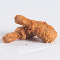 Fully Cooked Whole Grain Breaded Drumstick